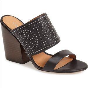 Coach Dutchess Mules/Sandals